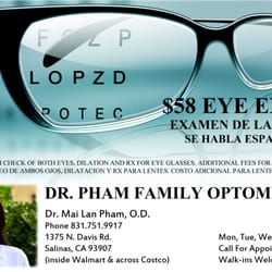 16b0fdfca9 Pham Family Optometry - Optometrists - 1375 N Davis Rd