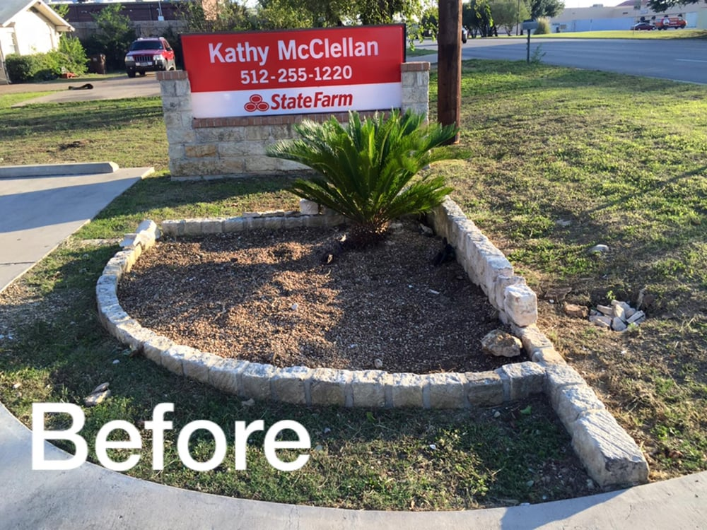 Martin s landscaping landscaping round rock tx for Landscaping rocks midland tx