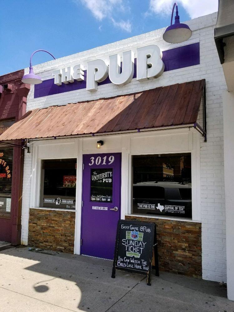 The University Pub