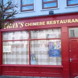 Chan S Chinese Restaurant Chinese Lower Market Street Ennis Co Clare Restaurant Reviews