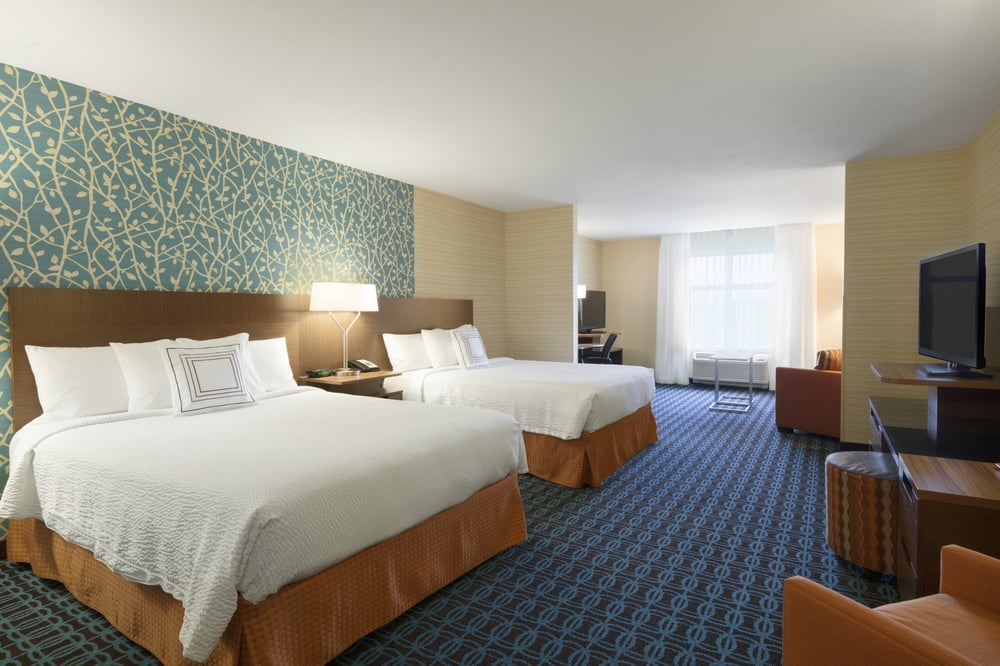 Fairfield Inn & Suites by Marriott Sioux Falls Airport: 4035 Bobhalla Dr, Sioux Falls, SD