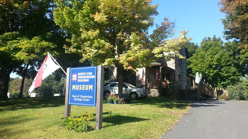 North Star Underground Railroad Museum: 1131 Mace Chasm Rd, Ausable Chasm, NY