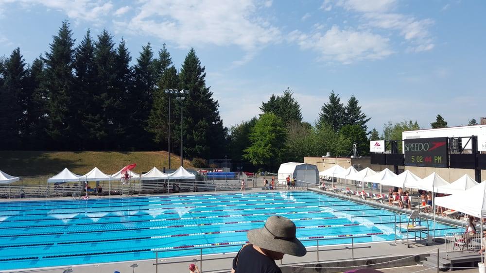 Mt Hood Community College Aquatic Center Swimming Lessons 26000 Se Stark St Gresham Or