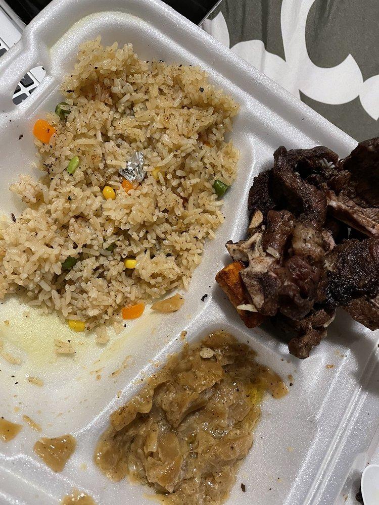 Safari African Restaurant: 1336 Blue Hill Ave, Mattapan, MA