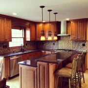 All The Different Photo Of Solid Wood Cabinets   Levittown, PA, United  States.