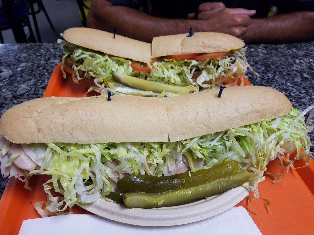 Stuffed Sandwich: 1145 E Las Tunas Dr, San Gabriel, CA