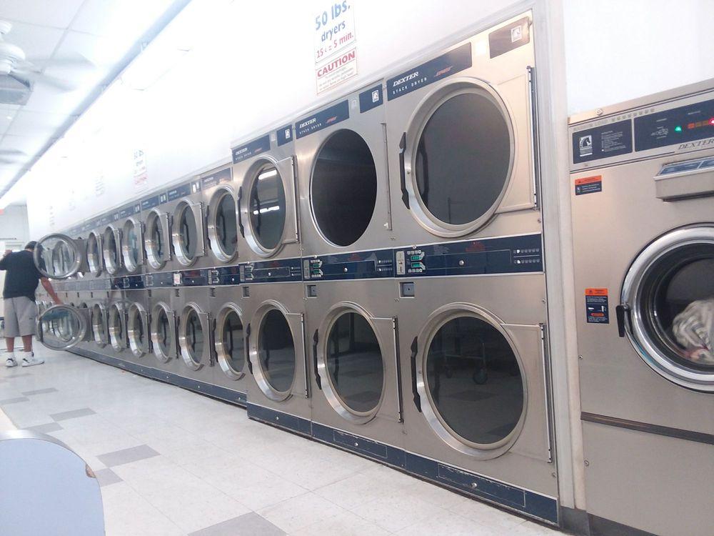 Soapy's Laundrymat: 3141 Stockton Hill Rd, Kingman, AZ