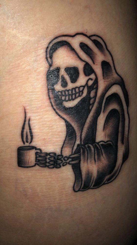 Main Street Tattoo: 908 Main St, Marble Falls, TX