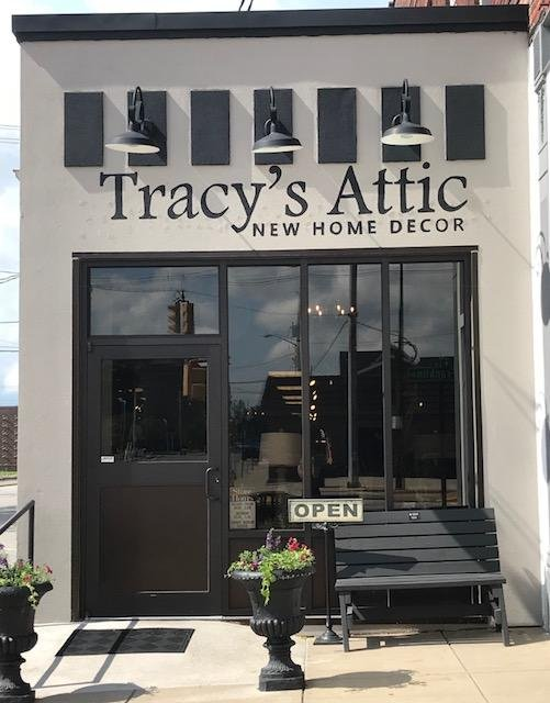 Tracy's Attic: 2233 W Franklin St, Evansville, IN