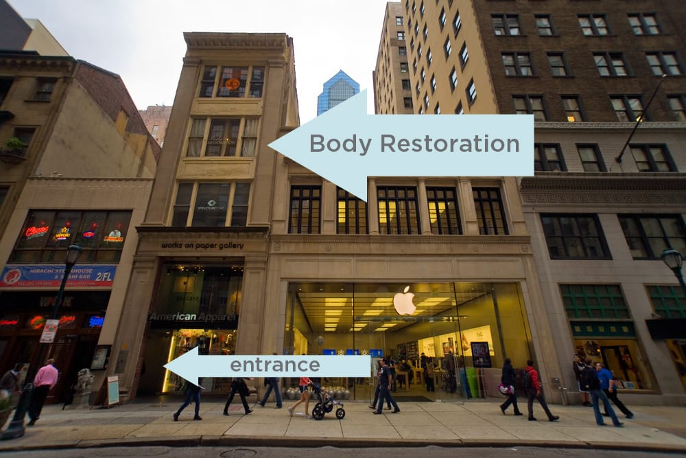 Body Restoration Spa