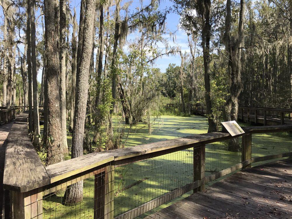 Audubon Swamp Gardens