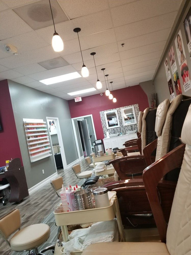 Photos for Luxury Nails Spa - Yelp