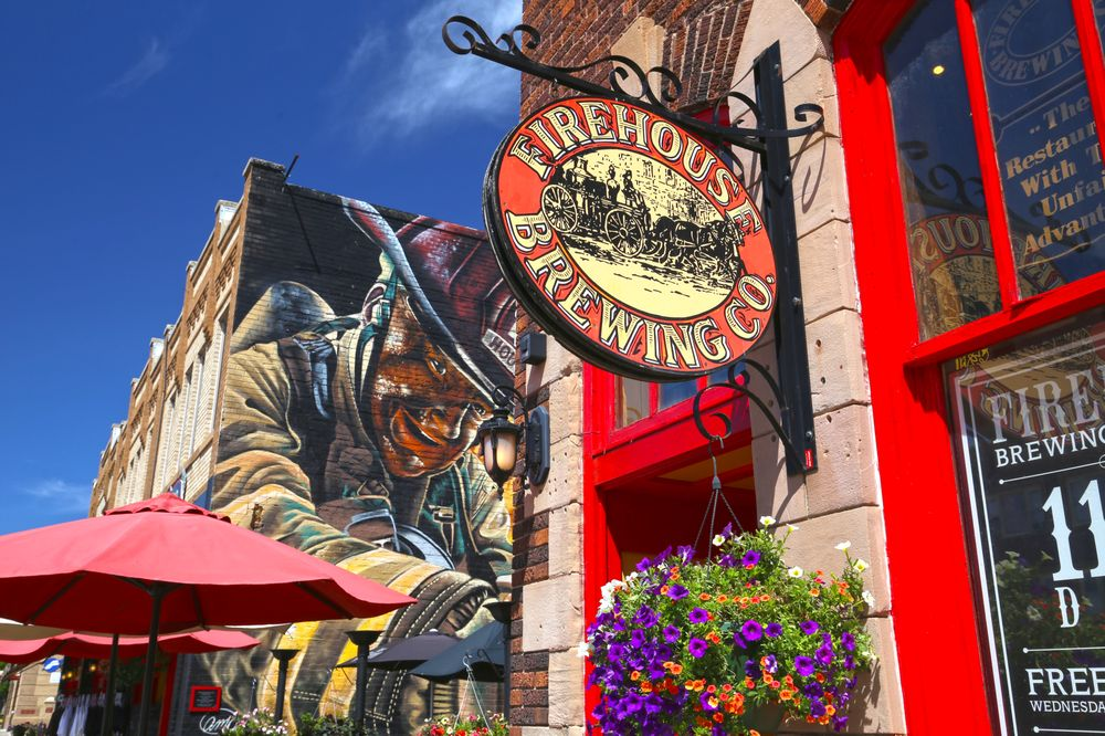 Firehouse Brewing Company: 610 Main St, Rapid City, SD