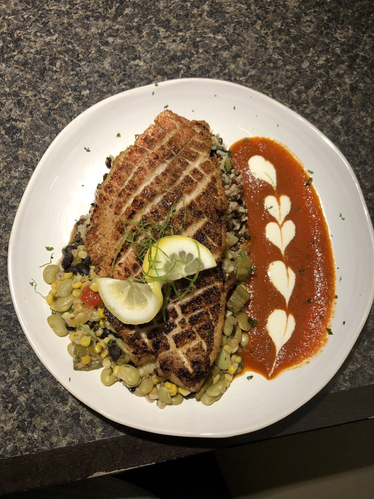 Sioux Valley Grille: 117 E 5th St, Canton, SD
