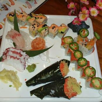 Samurai japan 135 photos 48 reviews japanese 700 for Food bar vestavia