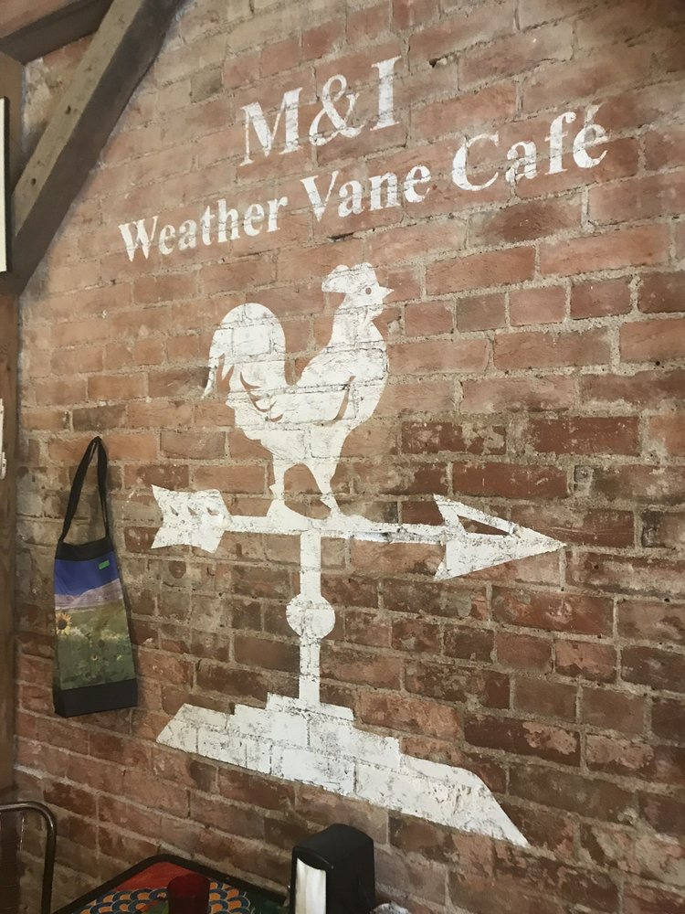 M & I Weather Vane Cafe: 663 Main St, Anita, IA