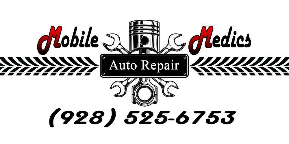 Mobile Medics Auto Repair: 640 s 29th dr, Show Low, AZ