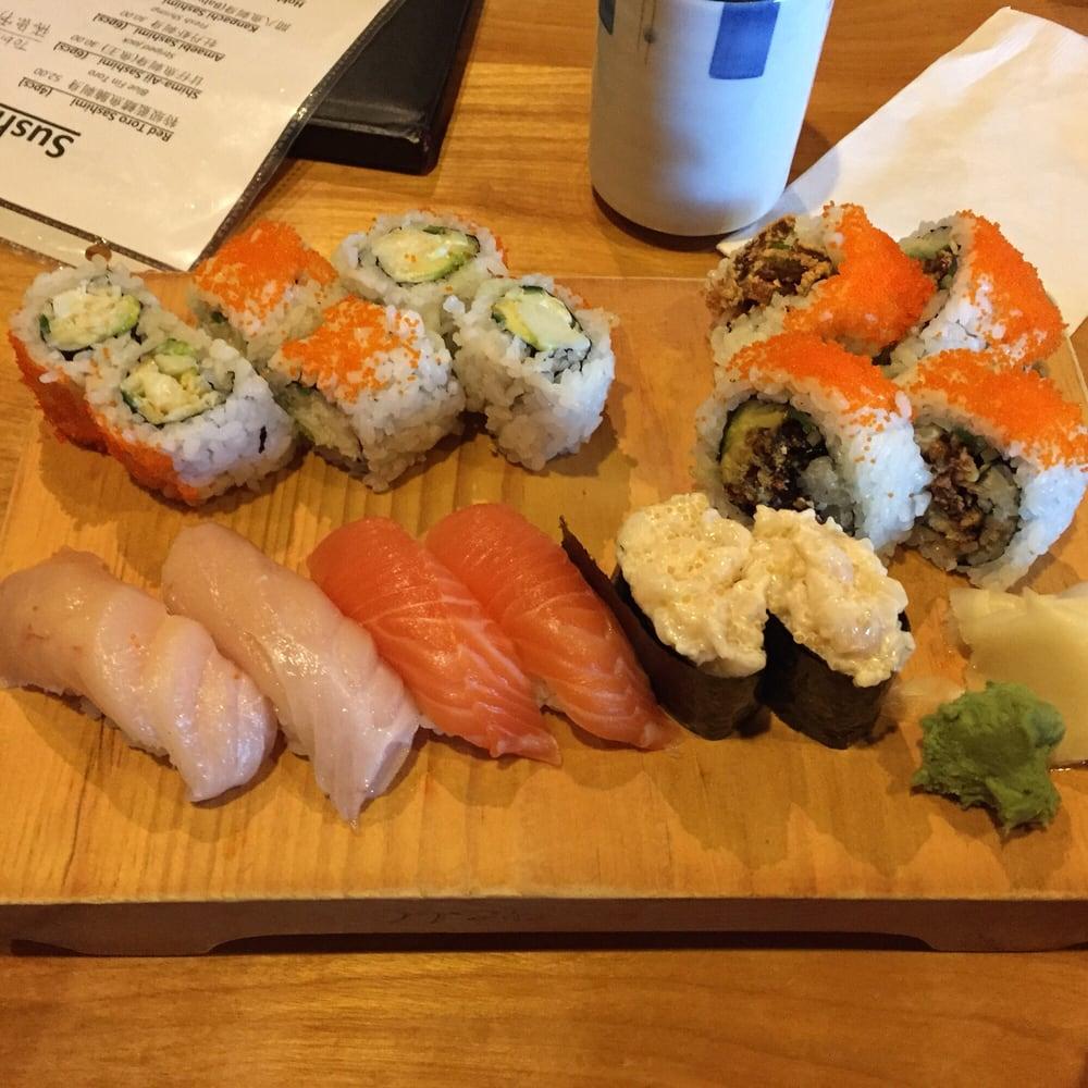 Tsukiji Japanese Restaurant Richmond Bc