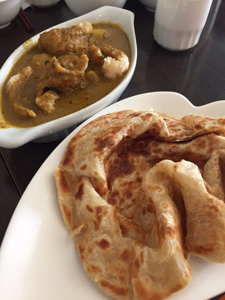 Curry fish with roti yelp for Asia asian cuisine richmond hill menu