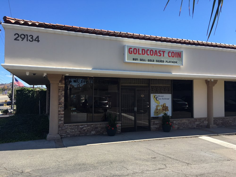 Goldcoast Coin Exchange: 29134 Roadside Dr, Agoura Hills, CA