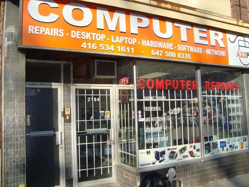 A2ZPC computer repair