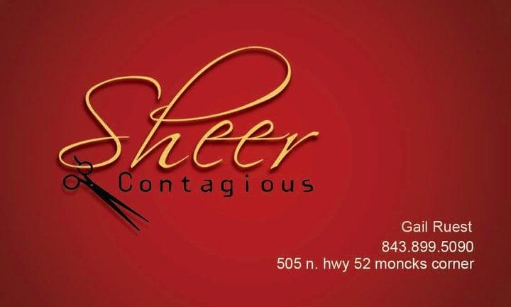 Shear Contagious: 505 N Hwy 52, Moncks Corner, SC
