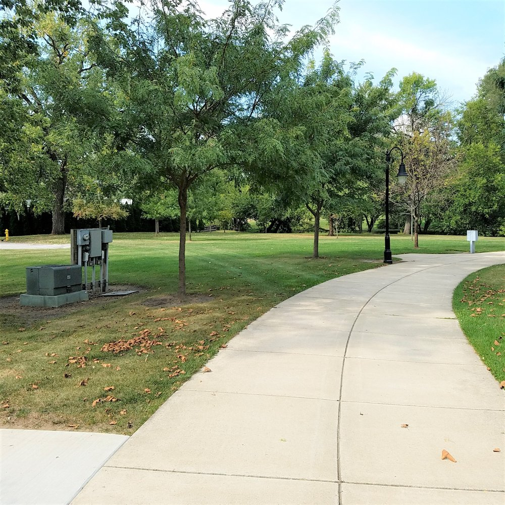Potawatomi Park: 124 S Van Rensselaer St, Rensselaer, IN