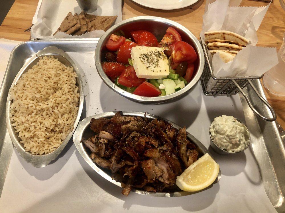 Koroni Souvlaki and Grill: 29-37 Newtown Ave, Astoria, NY