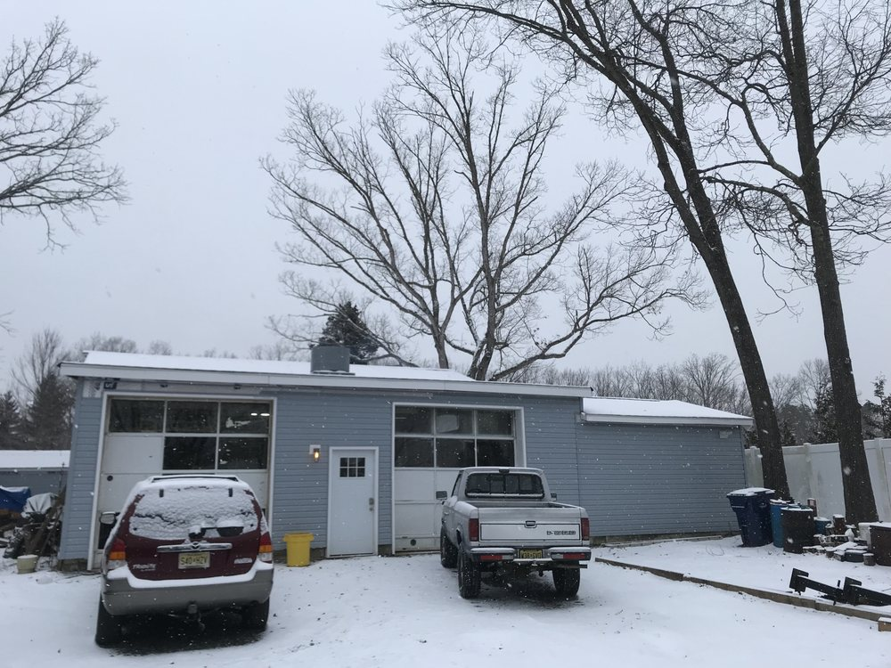 Blue Garage Machining & Welding: 24 Railroad Ave, Cedar Brook, NJ