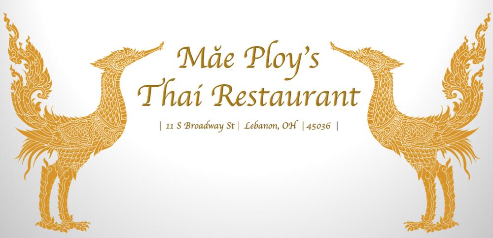 Mae Ploy's Thai Restaurant: 11 S Broadway St, Lebanon, OH