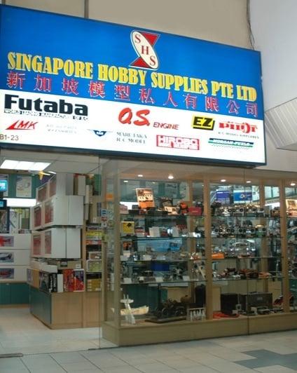 Singapore Hobby Supplies