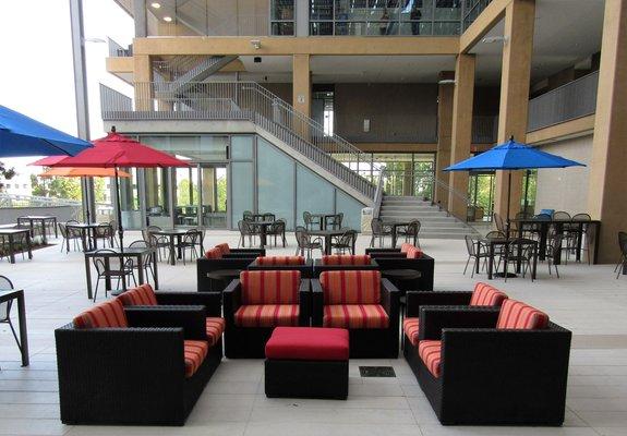 Photo Of Crider Contract Interiors   Fullerton, CA, United States. Outdoor  Dining U0026