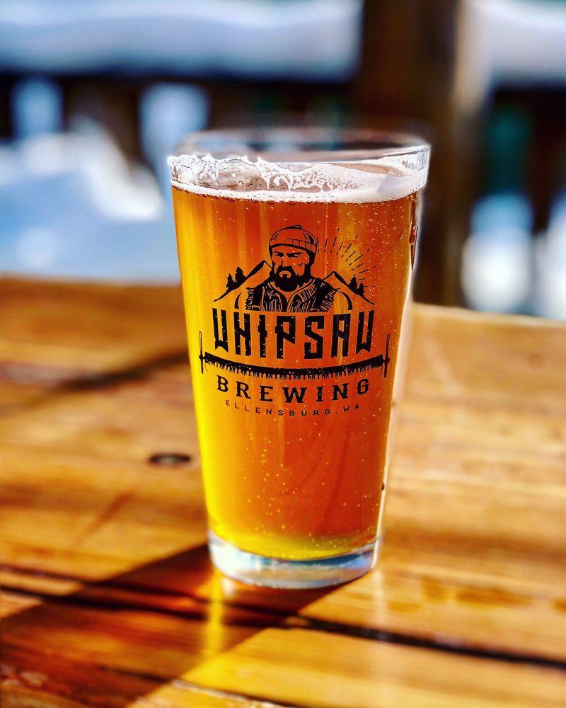 Whipsaw Brewing: 704 N Wenas St, Ellensburg, WA