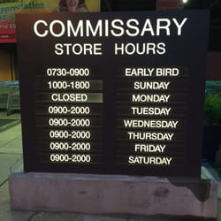Fort Lee Commissary  Grocery  400 Shop Rd Fort Lee VA  Phone