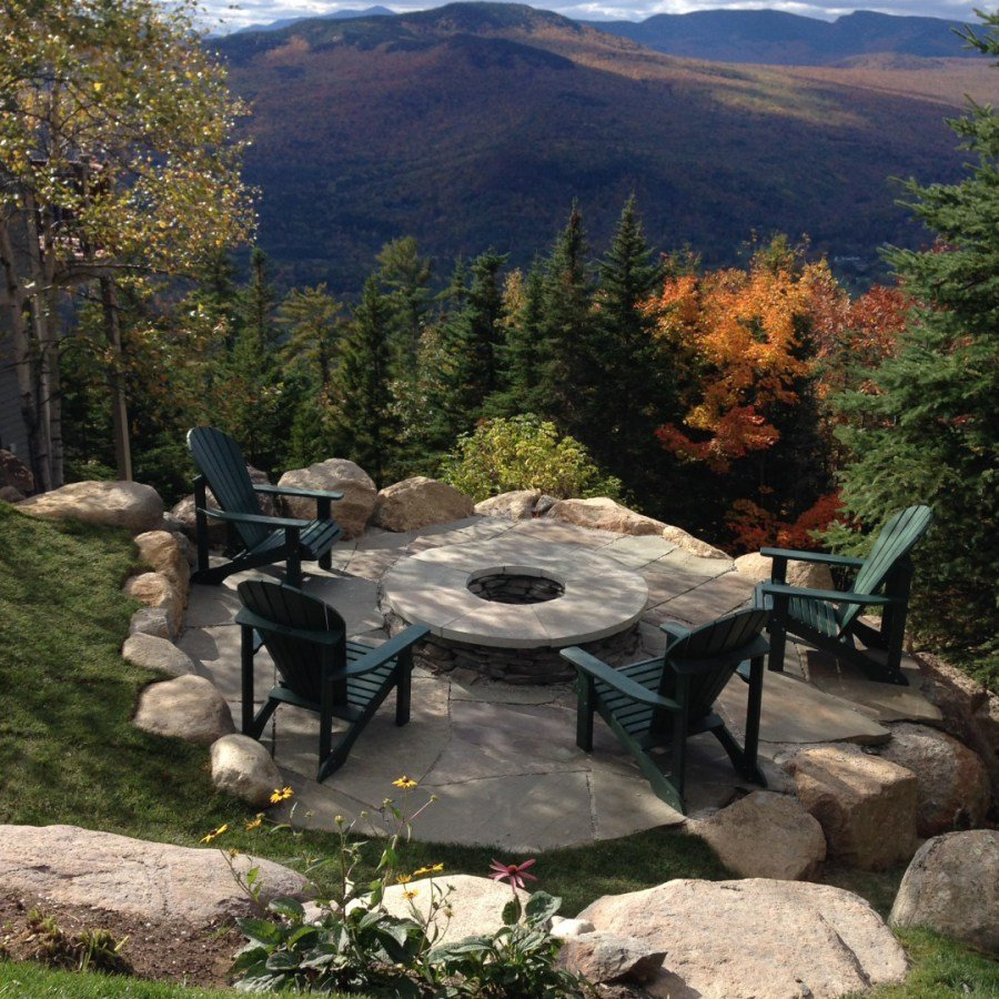 Rotten Rock Hardscaping and Tree Service: Jackson, NH