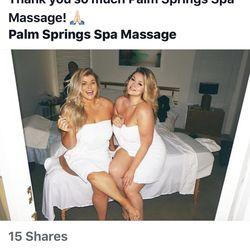 Desert escort palm