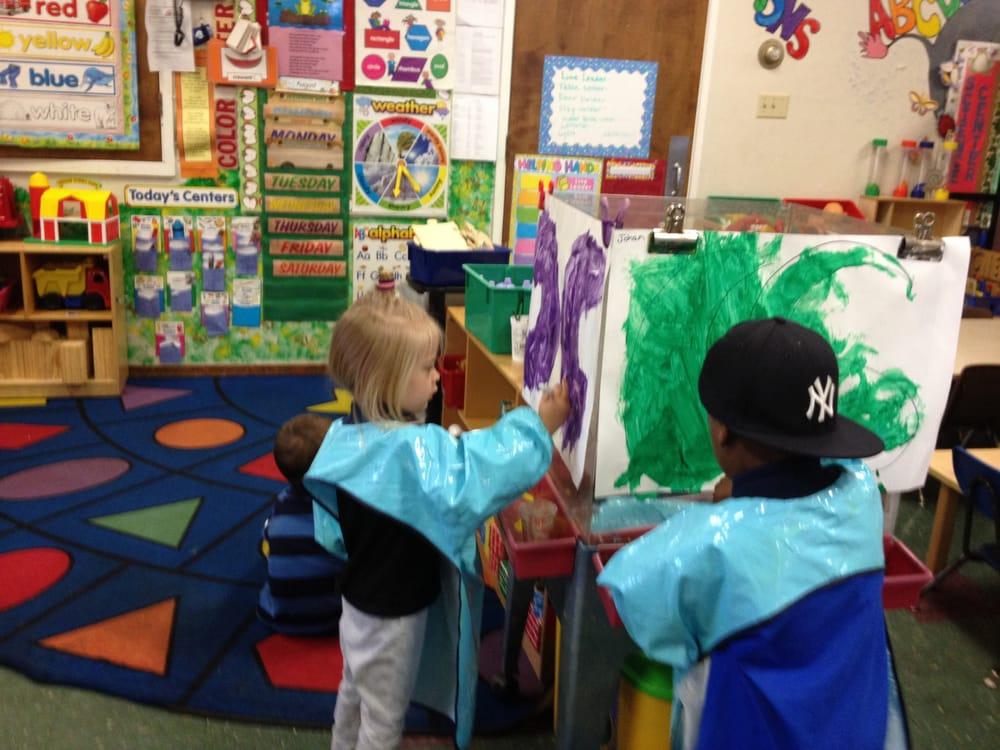 san leandro preschools enjoying painting yelp 645