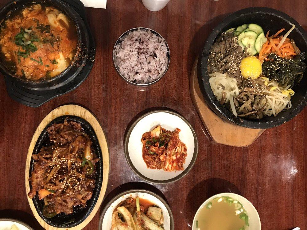 Ddukbaegi - Hot Pot Korean: 2330 Royal Ln, Dallas, TX
