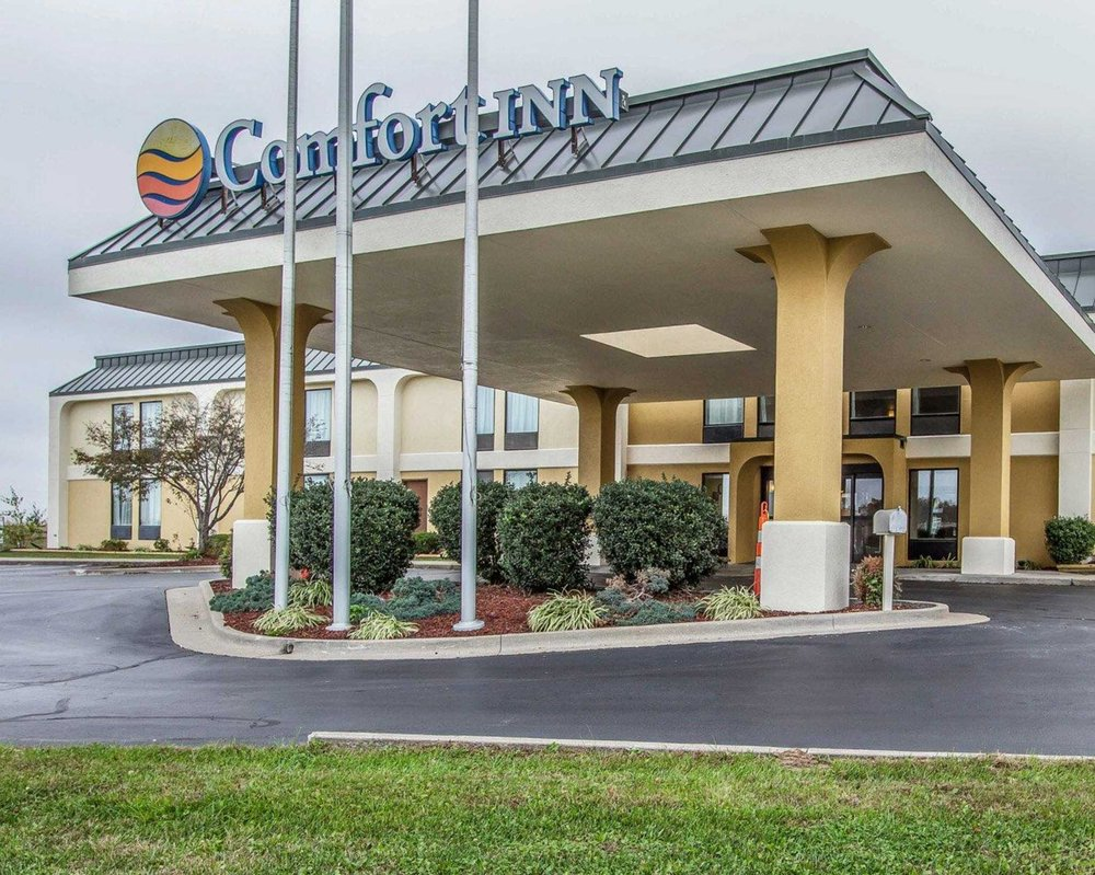Comfort Inn: 1517 S Perryville Blvd, Perryville, MO