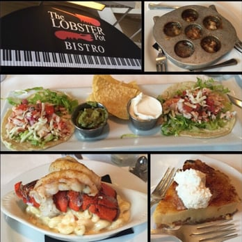 lobster pot bistro - closed - 26 photos & 46 reviews - seafood