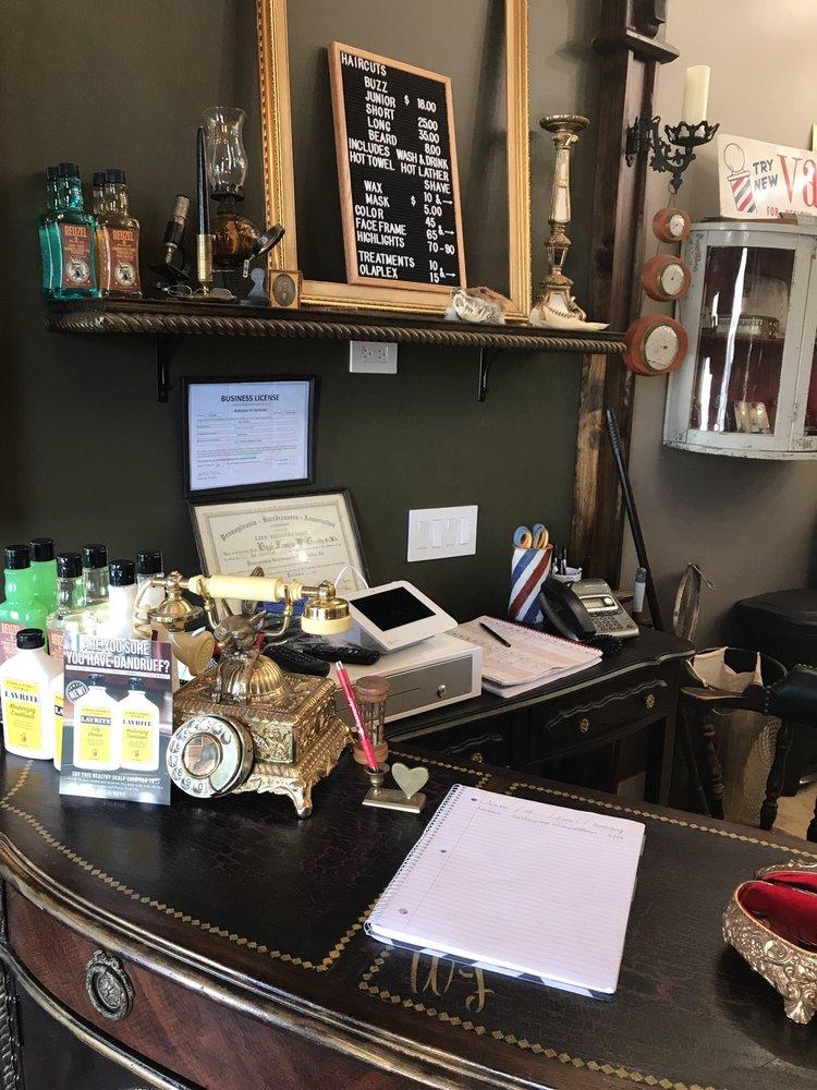 Whiskey Fox Hair Parlor: 325 S York Rd, Hatboro, PA