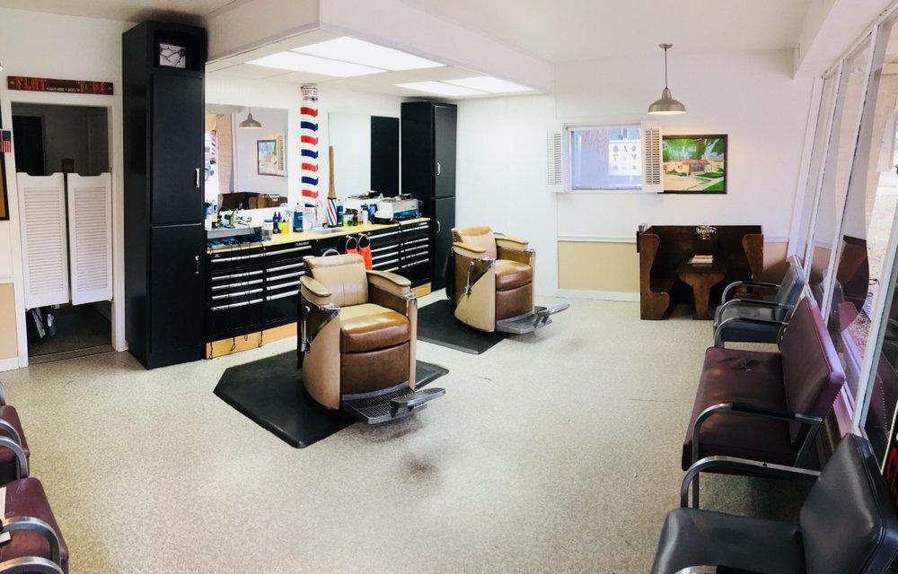 West Side Barber Shop: 1134 W Broadway St, Mount Pleasant, MI