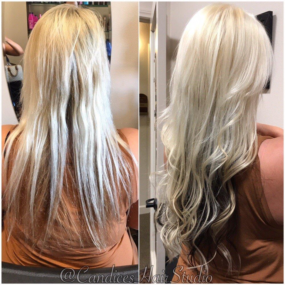 Candices Hair Studio 62 Photos 17 Reviews Hair Extensions