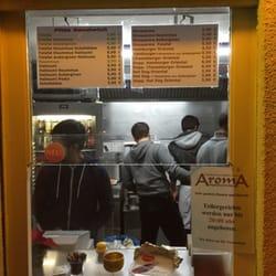 Aroma 52 foto 39 s 185 reviews falafel oeder weg 80 for Aroma frankfurt