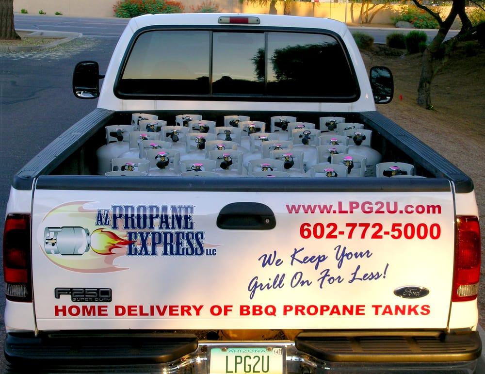 AZ Propane Express: 123 W Chandler Heights Rd, Chandler, AZ