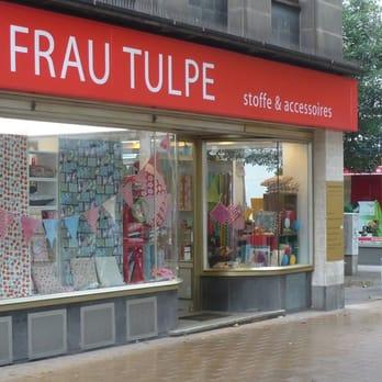 Frau Tulpe Geschlossen 11 Fotos 19 Beiträge Handarbeitsladen