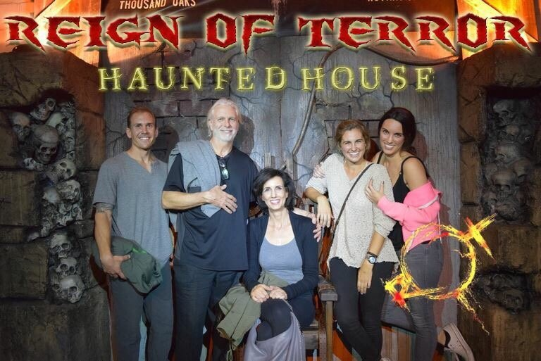 Reign of Terror Haunted House: 197 N Moorpark Rd, Thousand Oaks, CA