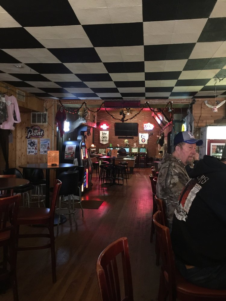 Sportsman Bar: 231 S Main St, Necedah, WI