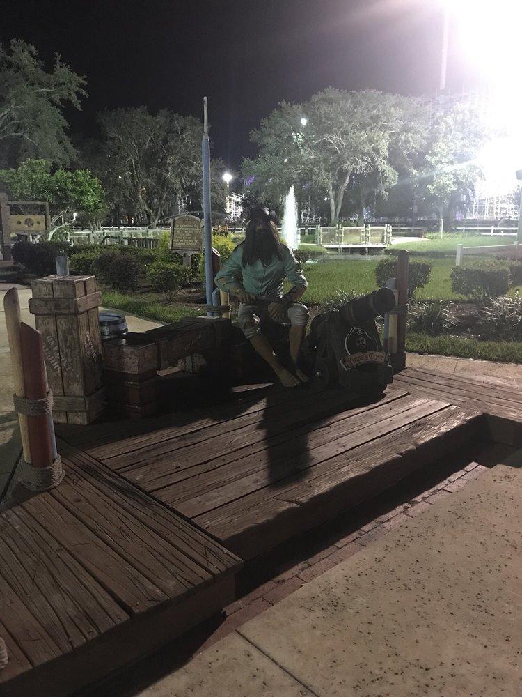 Pirate's Cove Adventure Golf: 2845 Florida Plaza Blvd, Kissimmee, FL