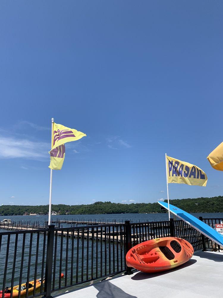 Paradise Marina and Watersports: 1100 Bagnell Dam Blvd, Lake Ozark, MO